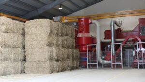 Bioethanol aus Stroh